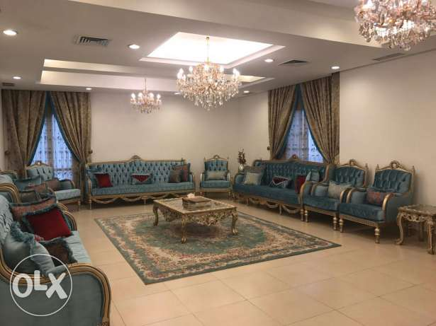 Salam 275m2 floor 4 master bedrooms fully furnished