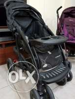 baby stroller and baby seat