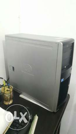 Hp workstation xw4600 intel core i2 duo and 8 GB ram