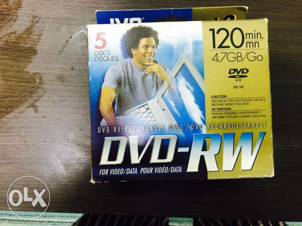 DVD re-recordable disc
