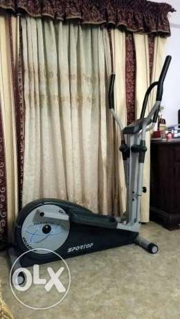 SPORT TOP Elliptical exercising equipment