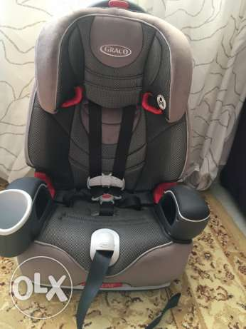 car seat 2 to 9 years old المنقف -  1