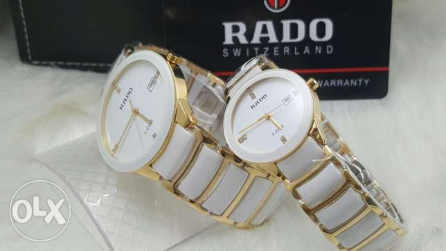 Rado watches pair for sale