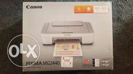 Canon-PIXMA MG2440 Print-Copy-Scan