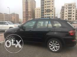 Classy BMW X5 model of 2013 with mileage 60K