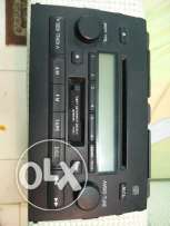 Cassette cd player for Toyota for sale