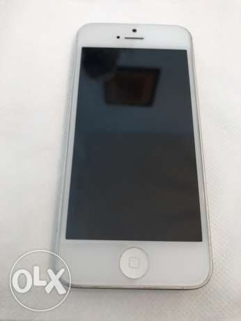 Apple iPhone 5 _ 16g White color