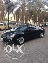 Altima coupe 2012