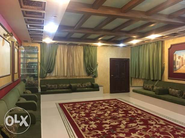 Villa ground floor for rent