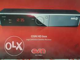 OSN HD TV Channels Receiver with Card for Sale