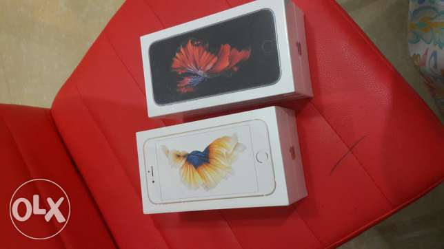 Iphone 6s 32gb for sale brand new sealed pack