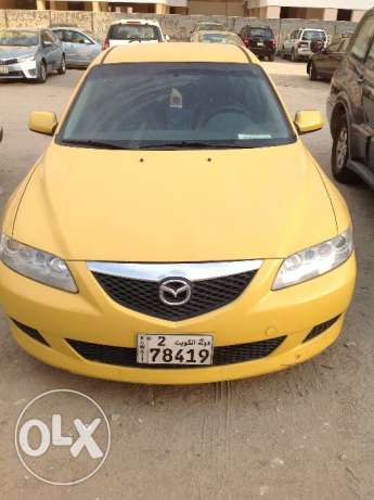 Mazda 6 2003 gear revers problem for sale 190kd