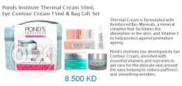 PONDS Thermal CREAM & Eye Contour Cream GIFT SET