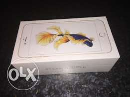 Iphone 6s Plus 64 gold * New*