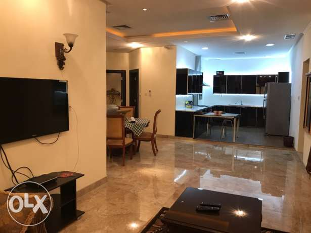 Fintas blk 4 3bedrooms fully furnished with maidroom