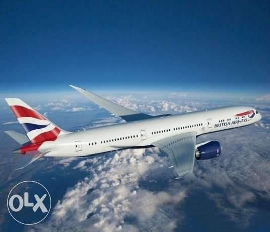 Vacancy in British Airlines (Apply Now)