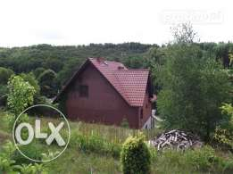 House next to the lake and forest for sale