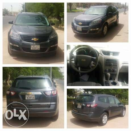 Chevrolet Traverse LS - 2013 Grey