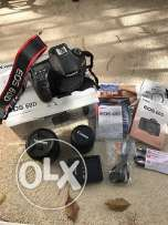 Selling my Canon 60D With Tamron AF 28-75mm F/2.8 Lens