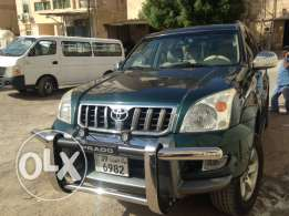 Toyota Prado 2005 original condition