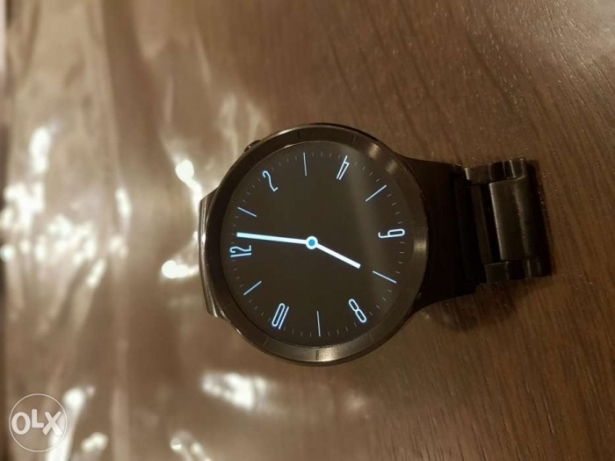 Huawei Watch w1 stainless steel ساعة هواوي