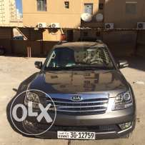 kia mohave 2014 clean car