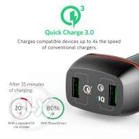 Anker mobile car charger