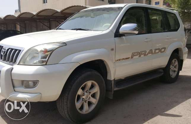 Toyota Prado GX 2007 Model for sale (Raja)