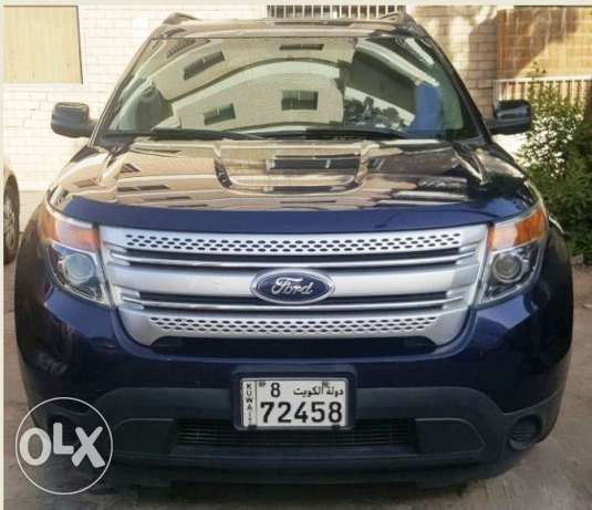 Ford Explorer 2011, excellent condition 83,000 km