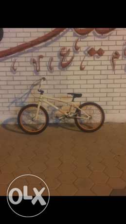 BMX Dk slightly used for sale