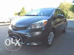 2013 Toyota Yaris 5-Door SE