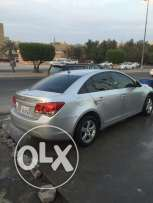 Chevrolet cruze 2012 very good condition