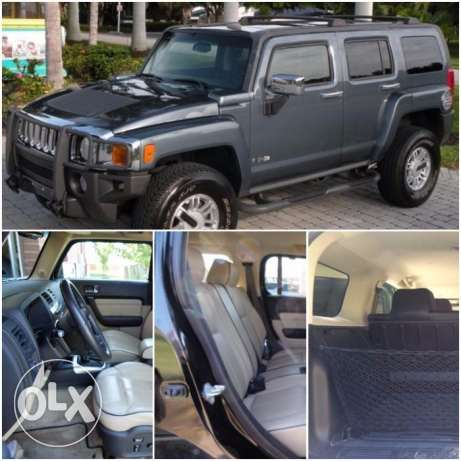 Hummer H3 2006 excellent condition