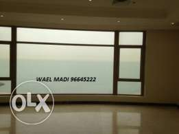 Amazing sea-view 3 bedrooms apartment in Al Shaab