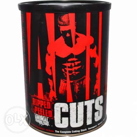 Universal Nutrition, Animal Cuts - 42 Packets