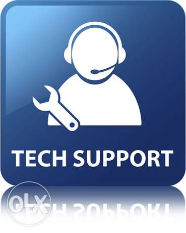 Technical Support / Help desk(( اطلب عمل ))