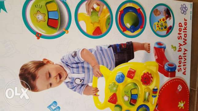 PlayGo Activity Walker (new)