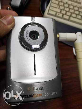 dlink security camera