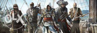 assasins creed 4 black flag ps3 المنقف -  2