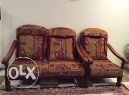 Sale - Sofa set and Dining Table