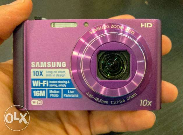 Samsung ST200F point-and-shot camera