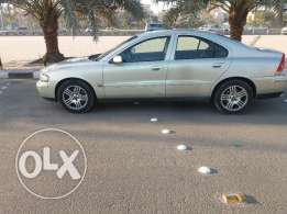 volvo s60 2006 model for sale only 750 kd