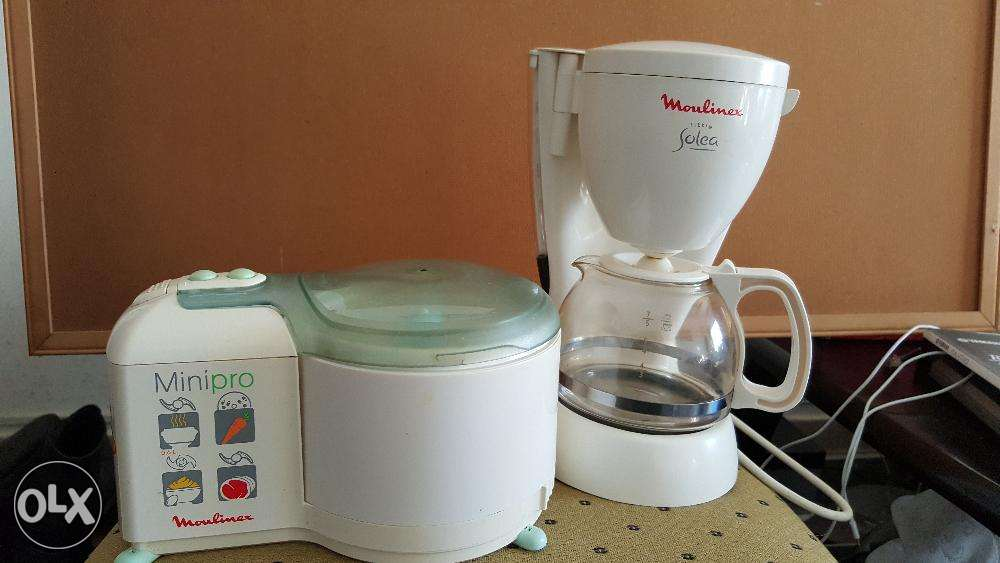 Coffee Maker Made In France : OLX.com.kw