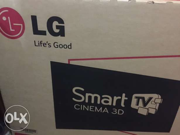 new led smart 3 d 42 inch Lg made in Korea