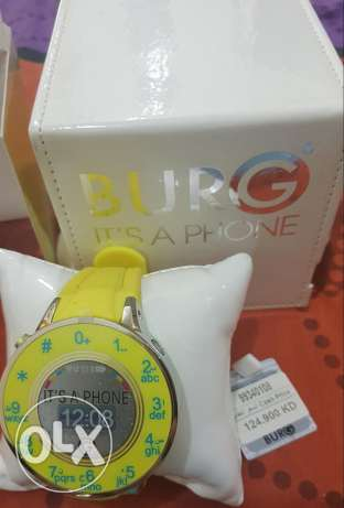 Burg 11 smart watch