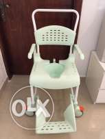bathroom chair excellent conditions