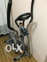 Manual Cross trainer in great condition