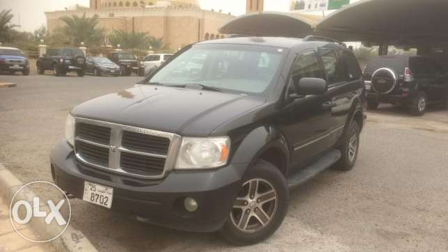 Dodge Durango 2008, 149,000 KM, Swedish, new battery,computer,brakes