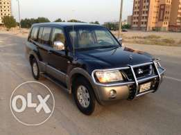 Well Maintained Mitsubishi Pajiero-2005 Model For Sale