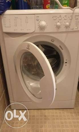 Washing machine and dryer Indesit
